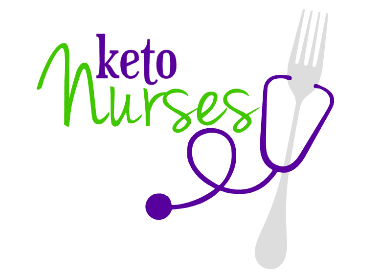 Keto Nurses Logo with fork